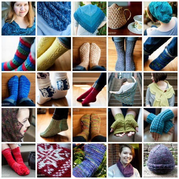 2015 knitting designs